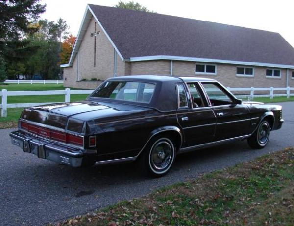 Chrysler New Yorker 1979 #3