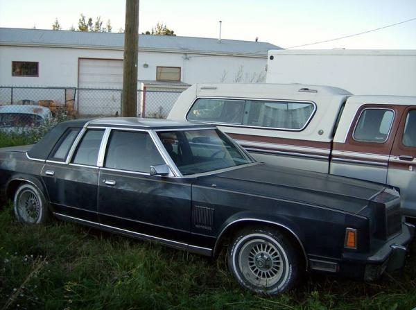 Chrysler New Yorker 1981 #2