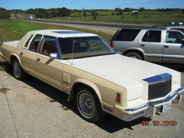 Chrysler New Yorker 1981 #3