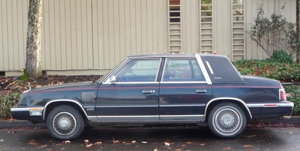 Chrysler New Yorker 1984 #2