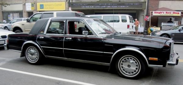 Chrysler New Yorker 1984 #3