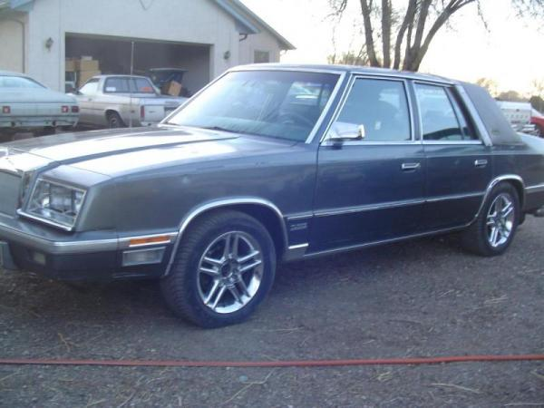 1987 Chrysler New Yorker