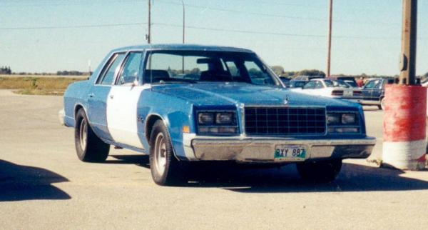 Chrysler Newport 1980 #2