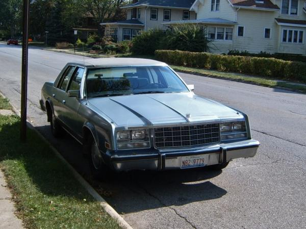Chrysler Newport 1980 #4