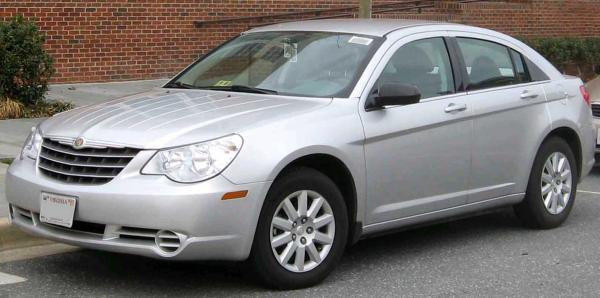 Chrysler Sebring 2008 #2