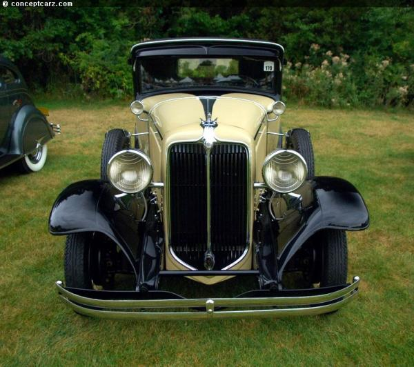 1931 Chrysler Series 70