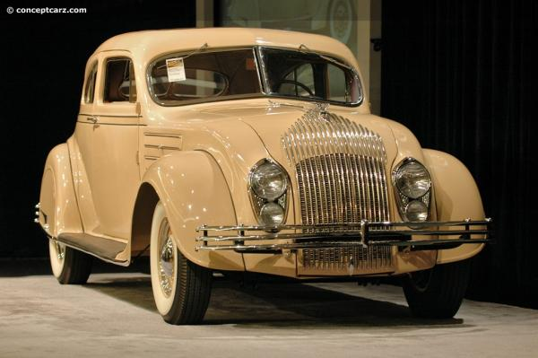 Chrysler Series CV