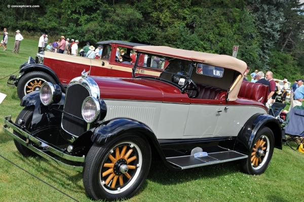 Chrysler Series G