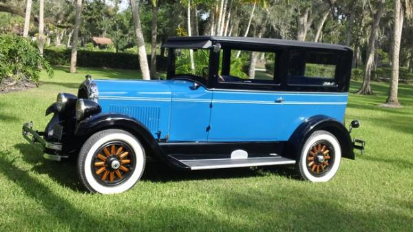 1927 Chrysler Series G-70