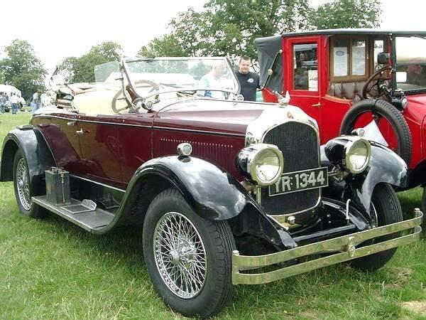 1927 Chrysler Series H