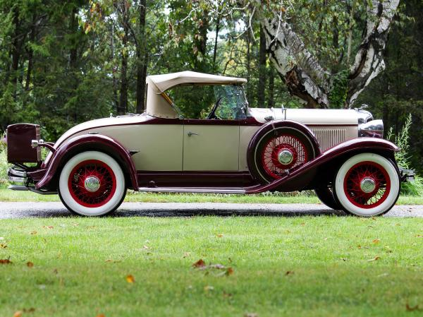 1931 Chrysler Series Six