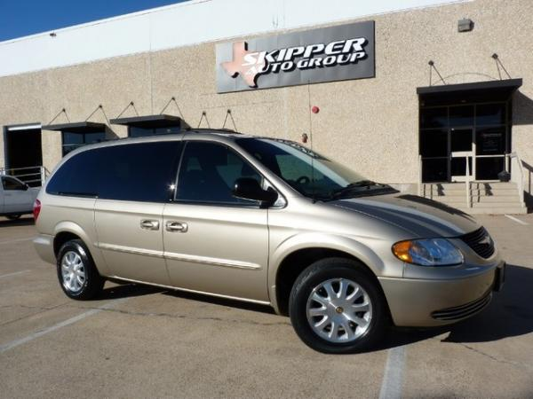 2002 chrysler town and country information and photos momentcar. Cars Review. Best American Auto & Cars Review