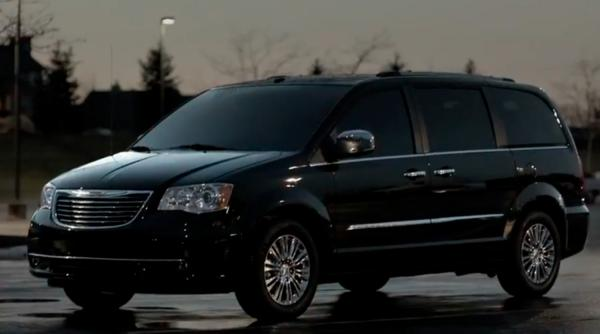 Chrysler Town and Country 2011 #2