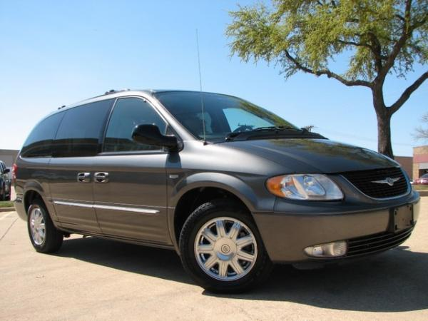 Chrysler Town and Country Touring Platinum Series #1