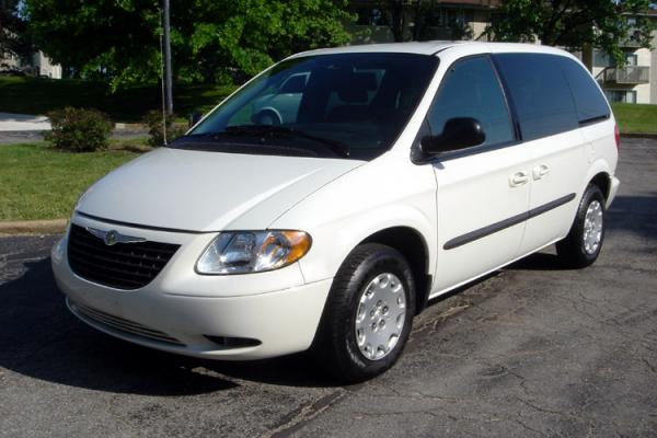 Chrysler Town and Country Touring Platinum Series #2