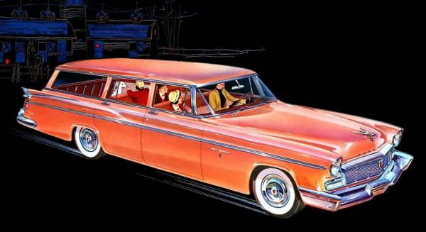 1957 Chrysler Town & Country