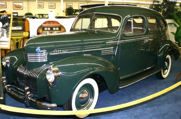 Chrysler Windsor 1939 #5