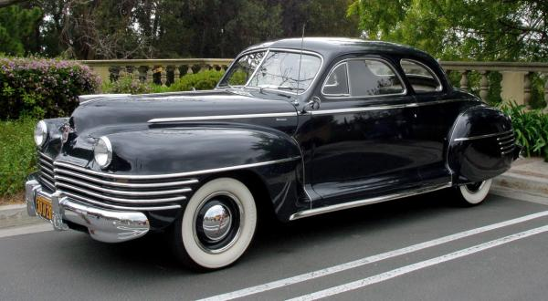 Chrysler Windsor 1939 #1