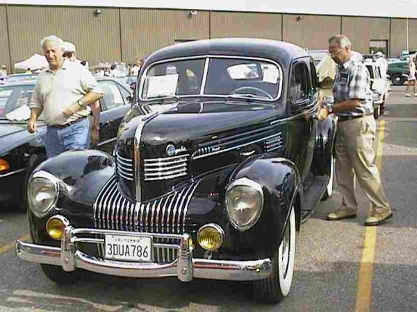 Chrysler Windsor 1939 #3