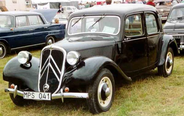 1947 Citroen Legere