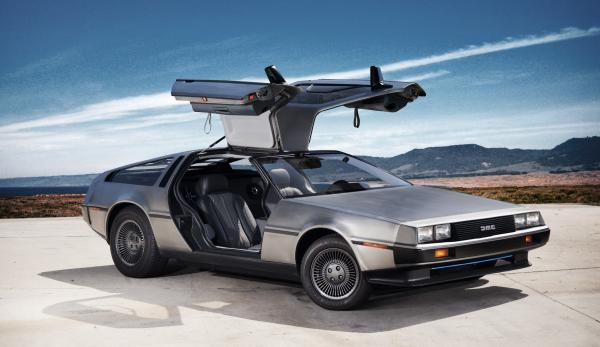 Delorean #1