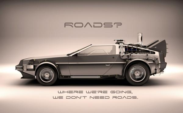 Delorean #4