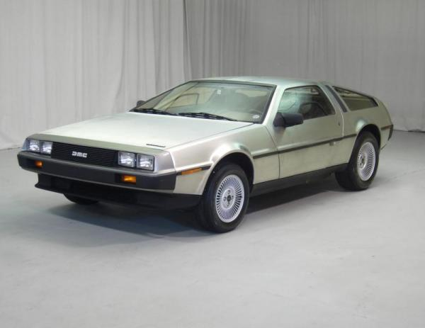 Delorean DMC-12 1983 #3