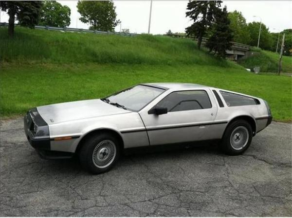 Delorean DMC-12 1983 #5