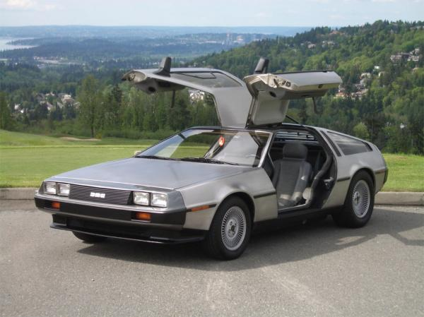 Delorean DMC-12 #2