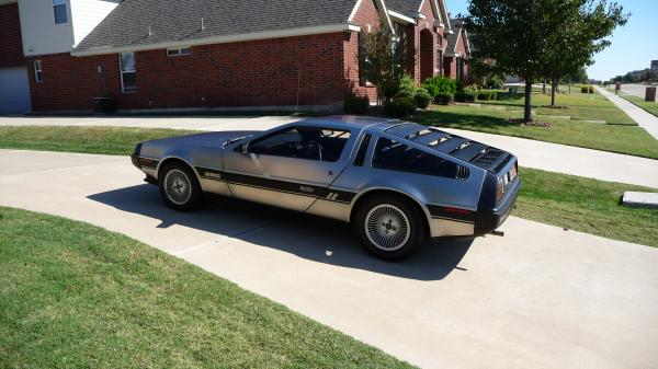 Delorean DMC-12 #4