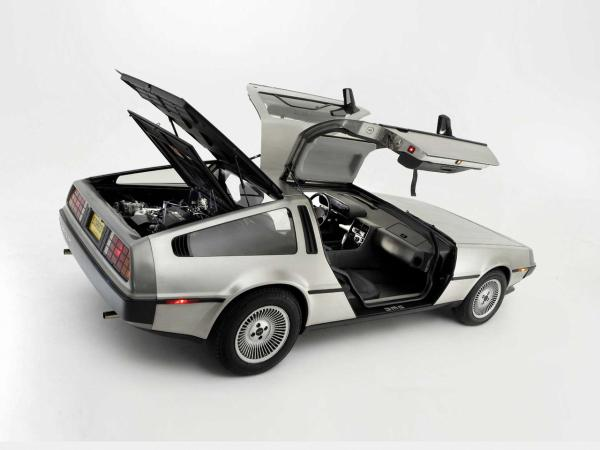 Delorean DMC-12 #5