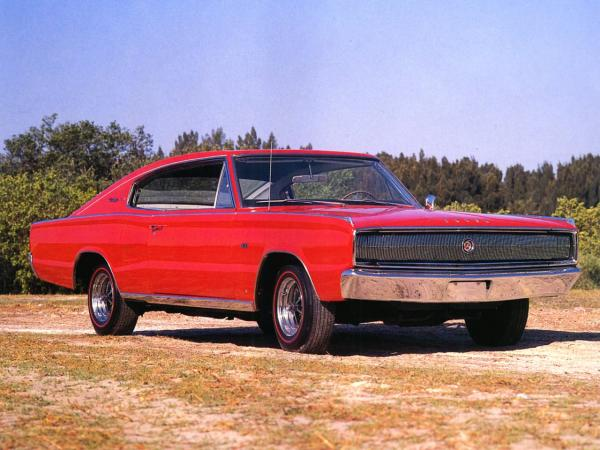 Dodge Charger 1967 #1