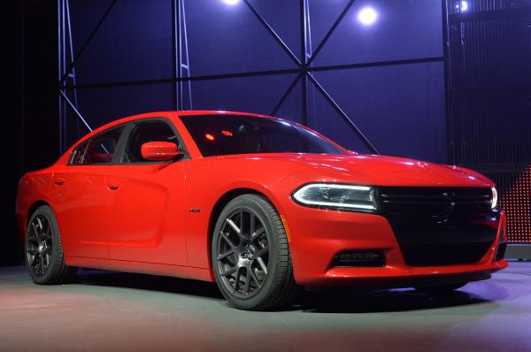 Dodge Charger 2015 #3