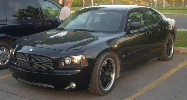 Dodge Charger 3.5L #1