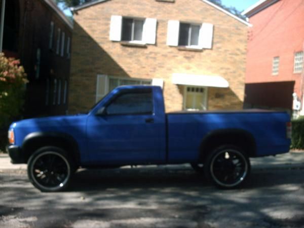 Dodge Dakota 1996 #5