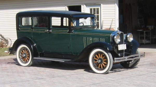 1928 Dodge Delivery