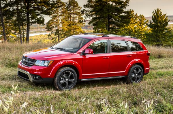 Dodge Journey Crossroad #3
