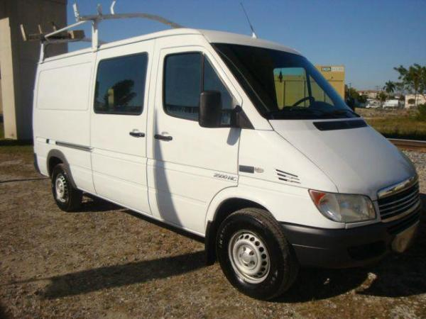 Dodge Sprinter Cargo 2500 High Ceiling 140 WB #2