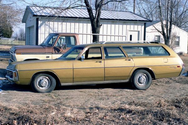 Dodge Station Wagon