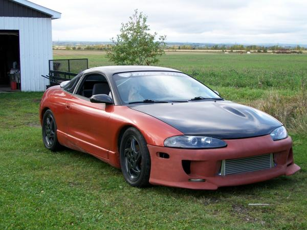 Eagle Talon 1995 #5