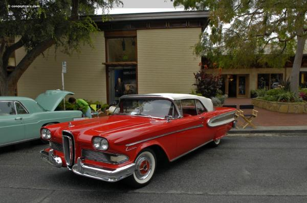 Edsel Citation #1