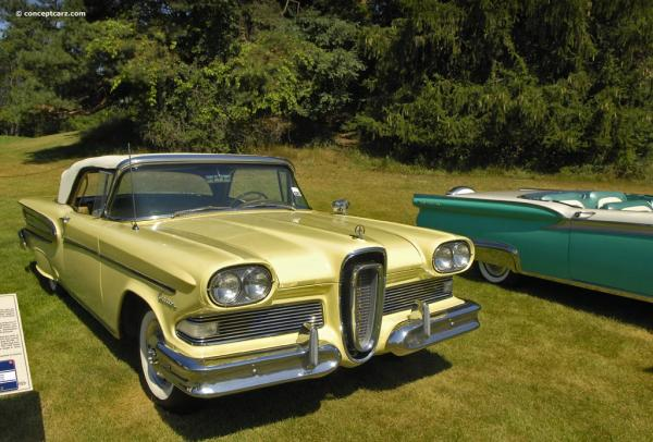 Edsel Citation #4