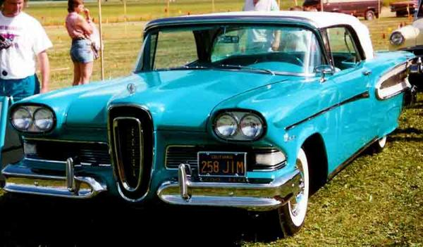 Edsel Citation #5