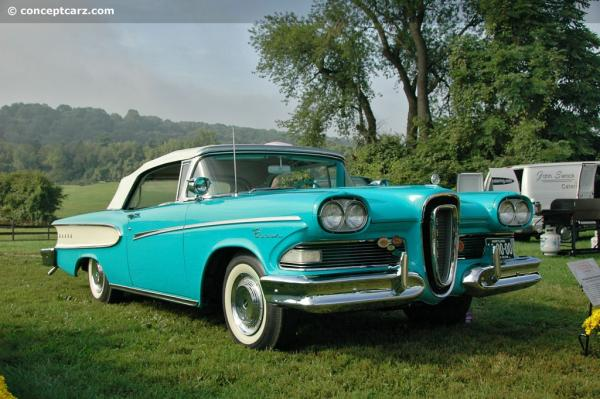 Edsel Pacer 1958 #2