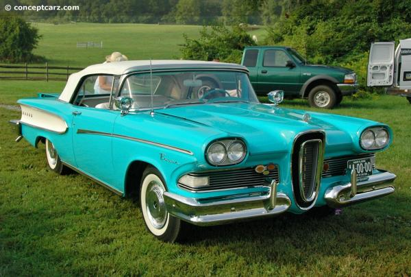 Edsel Pacer 1958 #3