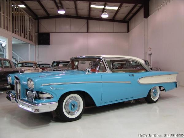 Edsel Pacer 1958 #4