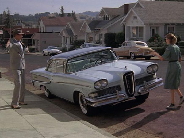 Edsel Pacer 1958 #5