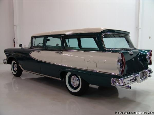 Edsel Villager 1958 #4