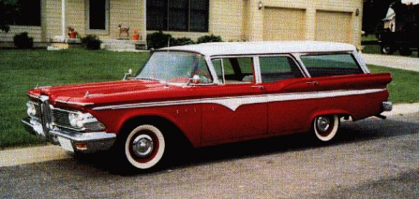 Edsel Villager 1959 #2