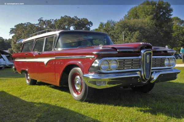 Edsel Villager 1959 #3
